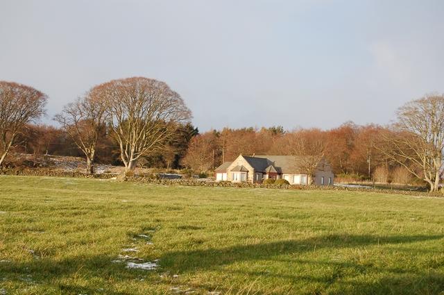 House at Highland Wood