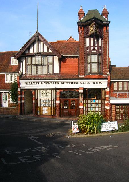 Wallis & Wallis Auction Galleries, West Street