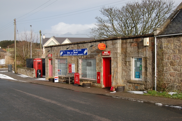 Udny Post Office