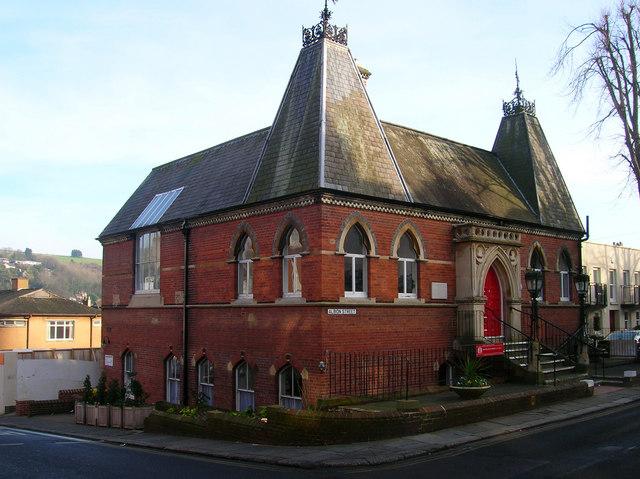 Former Art School, Albion Street