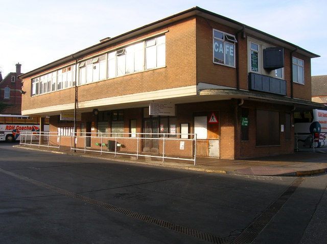 Bus Station, Eastgate Street