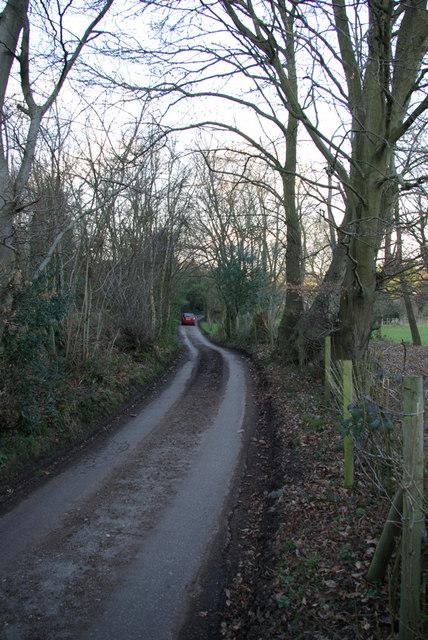 Swanton Road