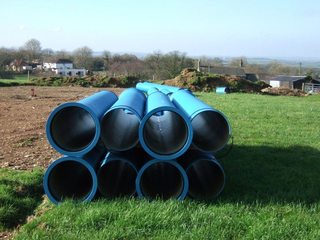 Pipes at Misdon