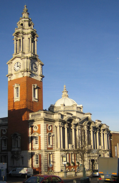Woolwich: The Town Hall