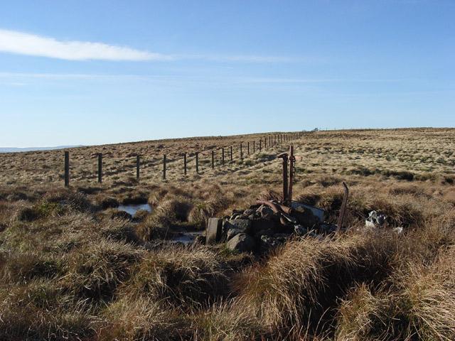 Memorial cairn, Blairdenon Hill