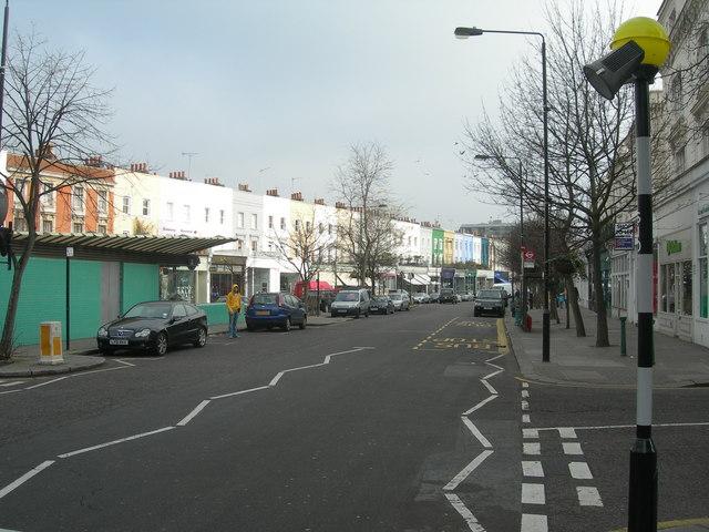 Westbourne Grove, W11