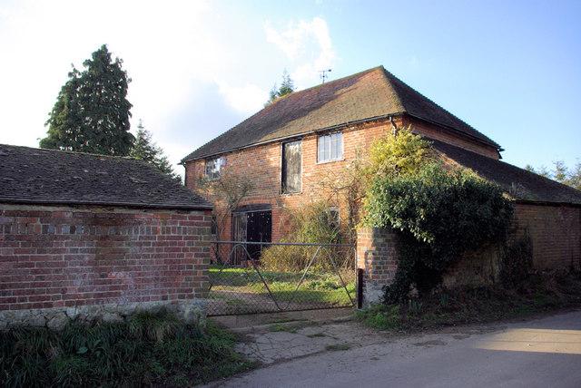 Barn at Little Canon