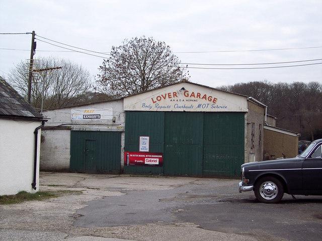 Lover Garage