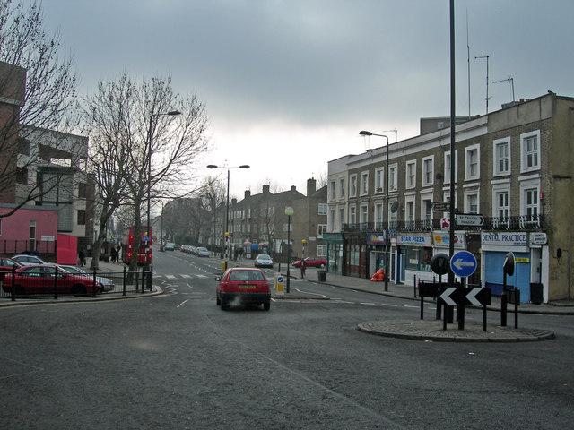 Ladbroke Grove, W10