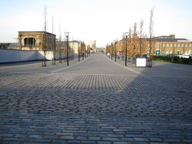 Woolwich: Number One Street, Royal Arsenal