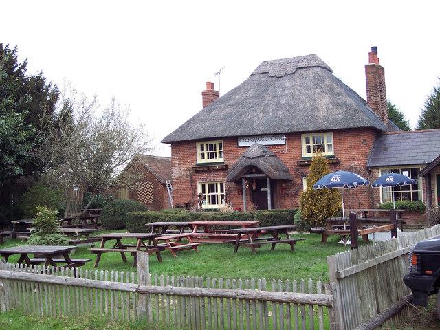 The Cuckoo Inn, Hamptworth