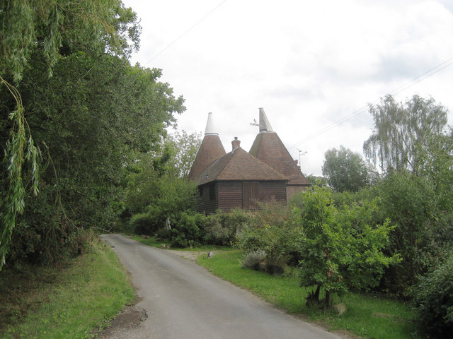 Andred Oast, Gribble Bridge Lane, Biddenden, Kent