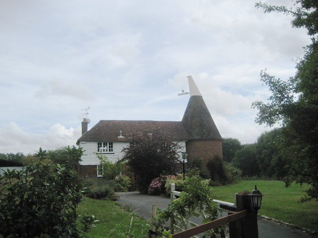 Beacon Farm Oast Benenden Road 169 Oast House Archive