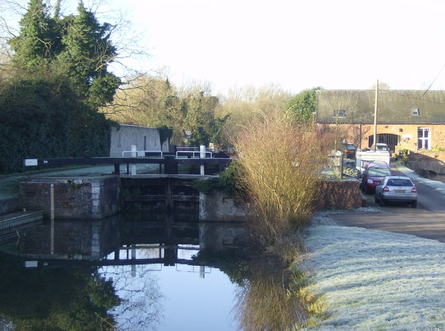 Southcote Lock and Mill
