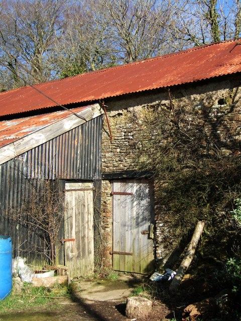 Barn at Inwardleigh