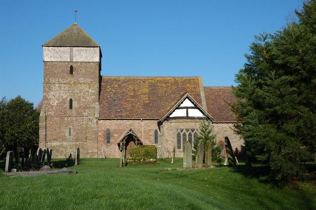 Birley church