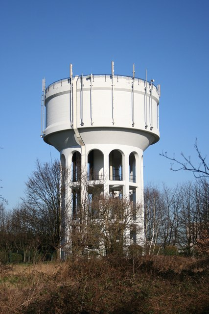 Armthorpe Water Tower