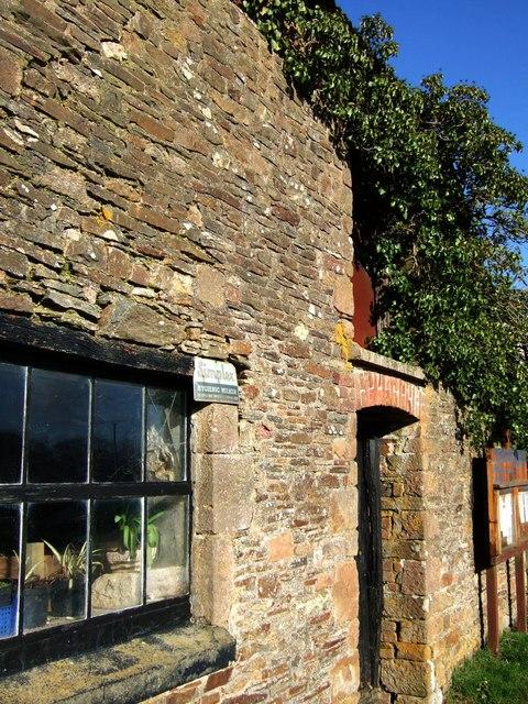 Building at Inwardleigh