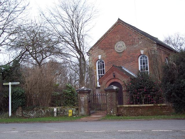 Former Chapel at Hamptworth