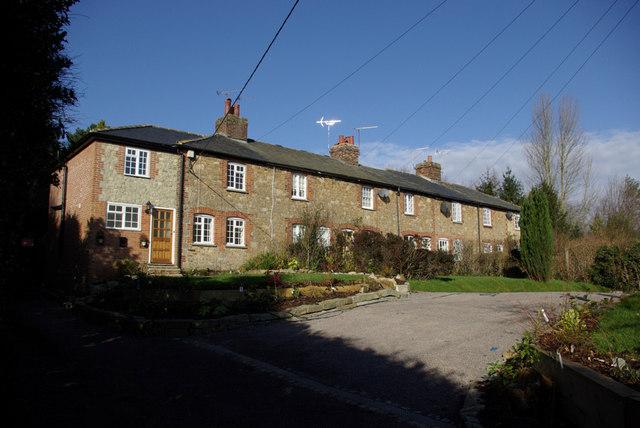 Chapel Row, Ightham