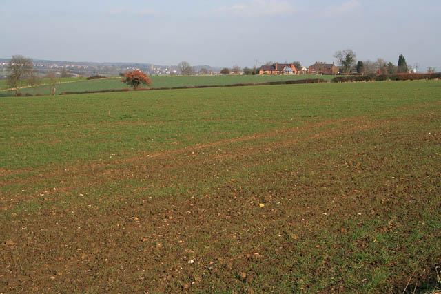 Park House Farm near Desford