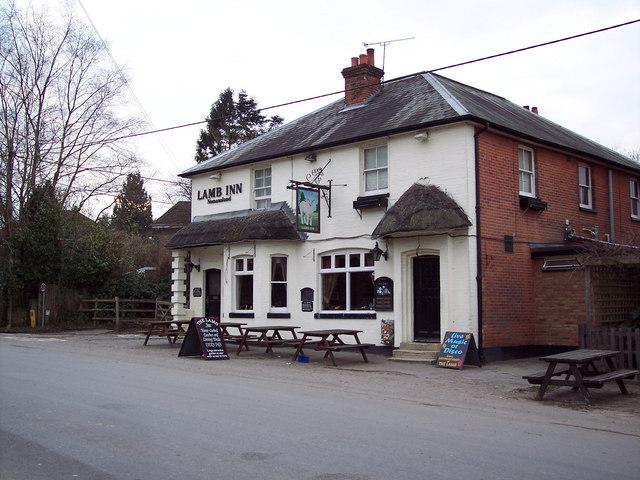 The Lamb Inn, Nomansland