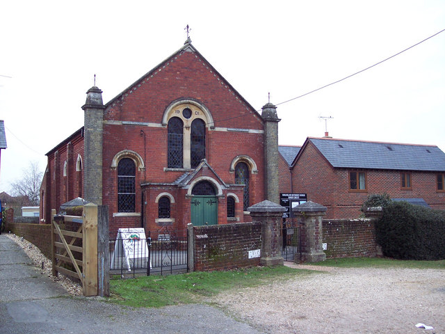 Nomansland Chapel