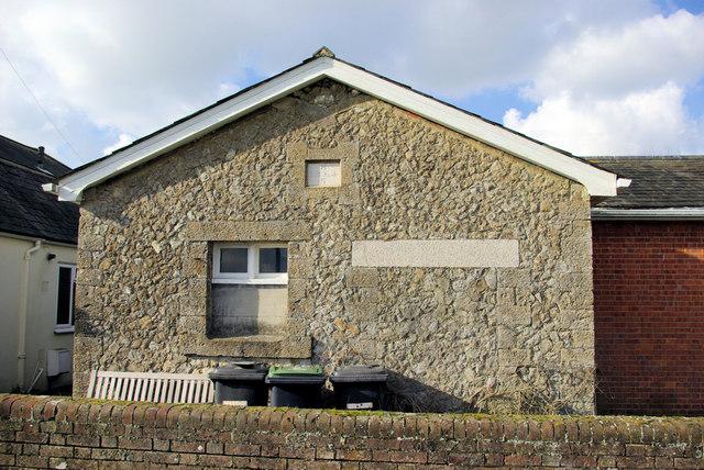 Stone Building, Coldharbour
