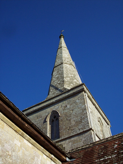 Spire of St Margaret of Antioch, Chilmark