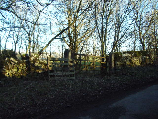 Old gateway plus spare gate