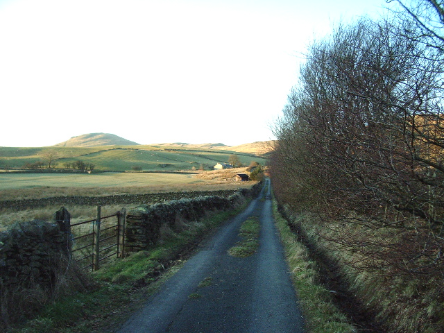 The Road to Fellgarth