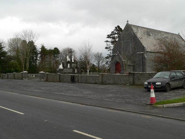 St. John's Church, The Neale.