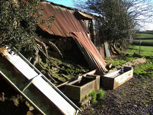 Barn at Lower Oak Farm