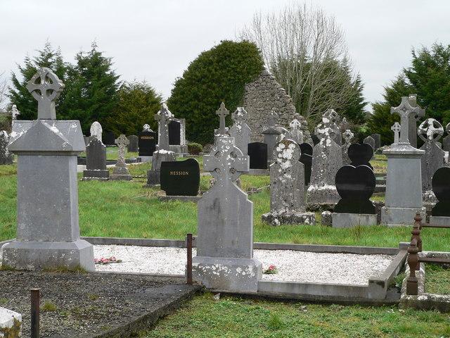 Corandulla Graveyard