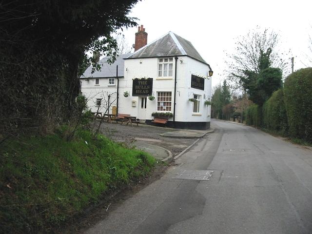 The Bulls Head Inn, The Street, Adisham