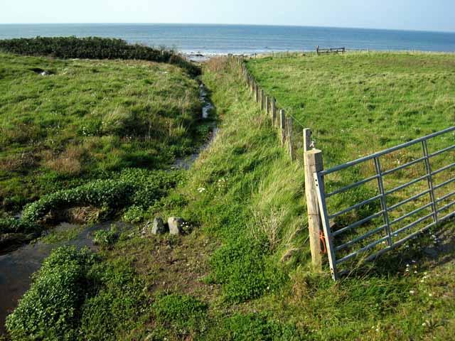 Stream north of Ballantrae