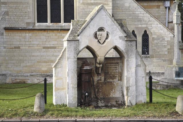 Pump, Waresley, Cambridgeshire