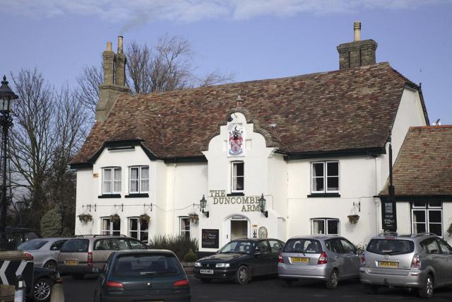 Duncombe Arms, Waresley, Cambridgeshire