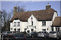 TL2554 : Duncombe Arms, Waresley, Cambridgeshire by Martin John Bishop
