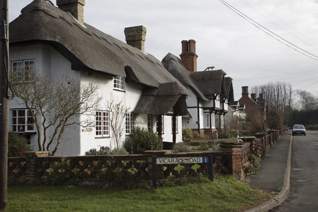 Vicarage Road, Waresley, Cambridgeshire