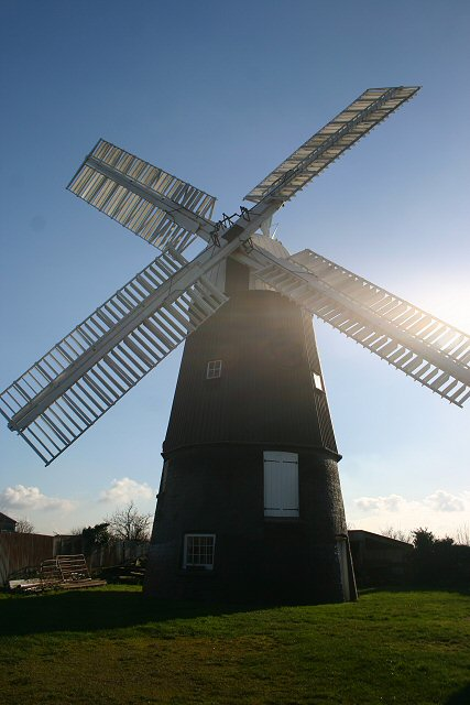 Wicken Mill