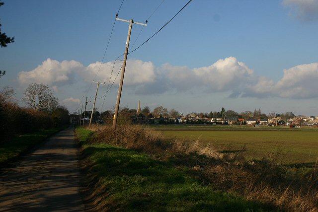 Green End, Stretham