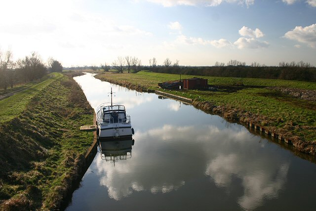 River Great Ouse, near Stretham