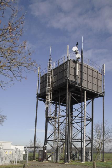 Water Tower, Longstowe, Cambridgeshire