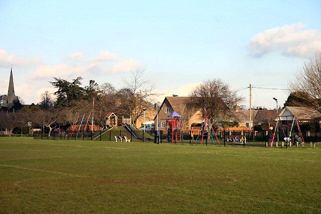 Recreation ground, Stretham