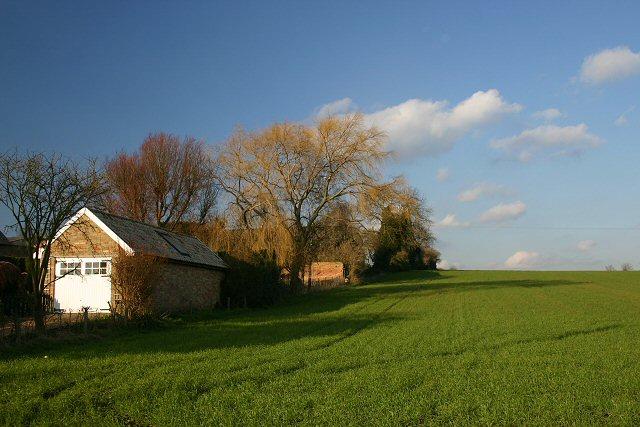 Field at Haddenham