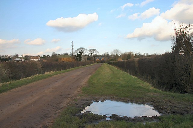 Butler's Drove, Haddenham