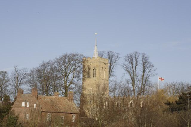 Church, Great Gransden, Cambridgeshire