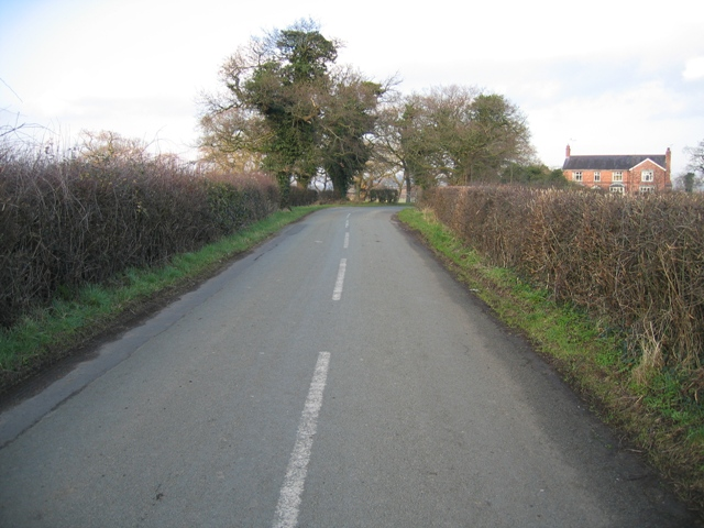 The Spinney and Crooked Lane