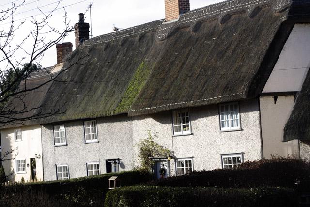 Cottages, Little Gransden, Cambridgeshire